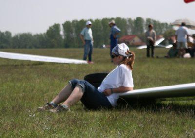 A vitorlázórepülés türelemre is tanít