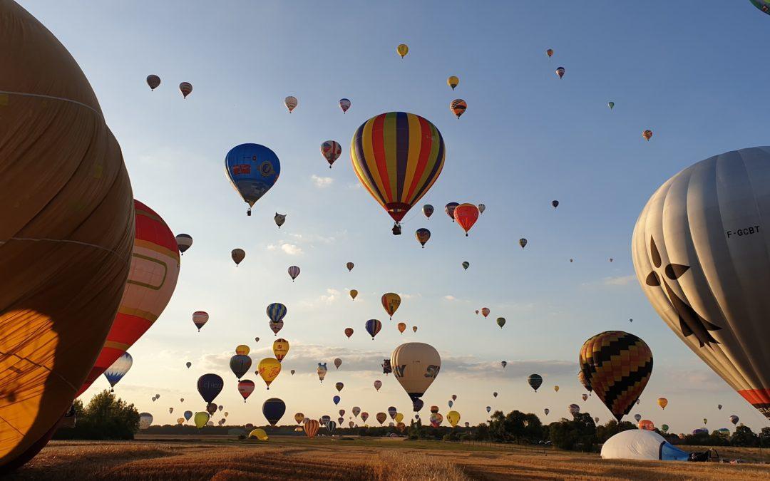 A Mondial Air Ballons versenyen jártunk