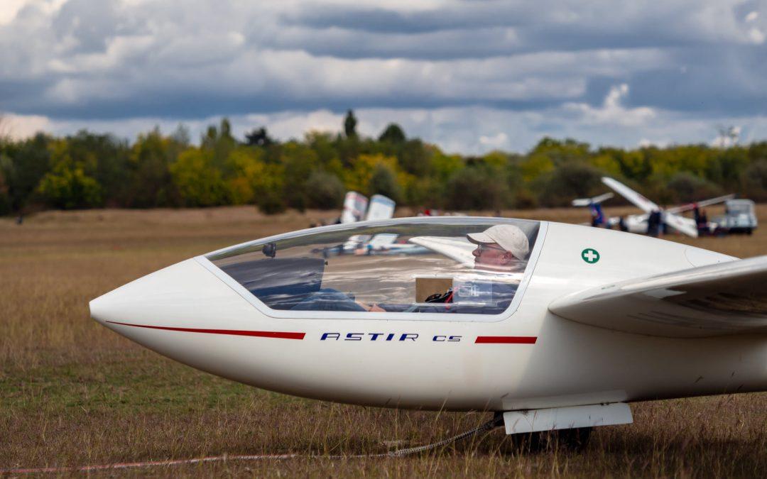 Tanulj nálunk repülni! Legyél vitorlázórepülő pilóta!